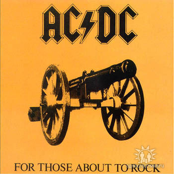 For Those About To Rock We Salute You (1981)